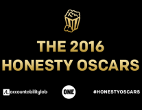 We need YOU! Nominate activists and organisations that deserve an Honesty Oscar